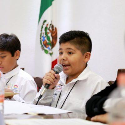 """Ayuntamiento de BJ, invita a niños de quinto y sexto de primaria a participar en el """"Cabildo infantil por un día"""""""