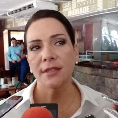 Morena, PES y PT respaldan a Adriana Teissier