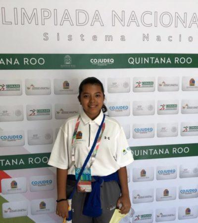 Brisa Mena Martínez se convierte en bicampeona nacional en ajedrez