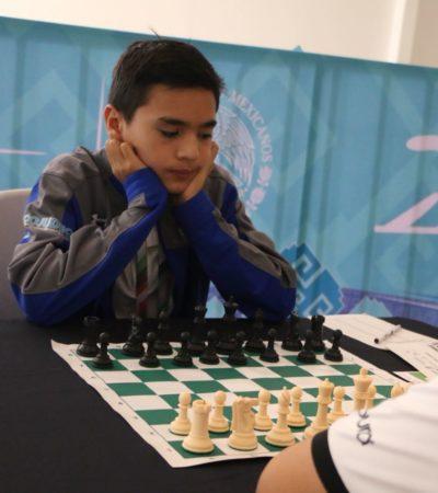 Quintana Roo inicia con el pie derecho en la Olimpiada Nacional