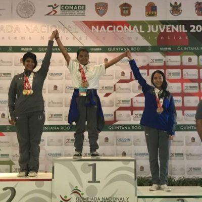 SE NOS VA A YUCATÁN: Brisa Mena, bicampeona de la Olimpiada Nacional 2018, abandonará Quintana Roo