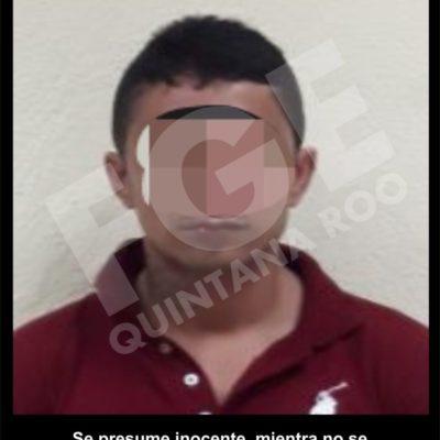 Investigan a imputado detenido con droga en Playa