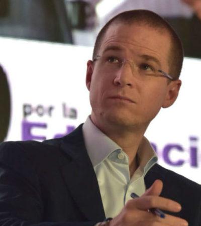 Denuncian ciudadanos a Meade, Anaya y AMLO por espectaculares irregulares; Ricardo Anaya es el candidato con más publicidad