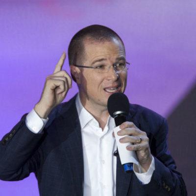 """""""Yo respeto mucho a Margarita Zavala, y no voy a polemizar con el ex presidente"""", dice Anaya sobre tuit de Felipe Calderón y asegura que equipo de Zavala ya se sumó a su proyecto"""