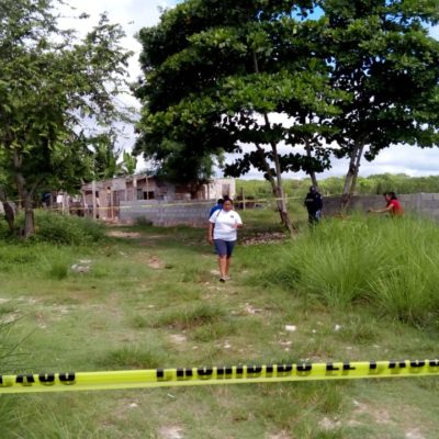 Asesinan a albañil en Chetumal; se acusa a su pareja del hecho