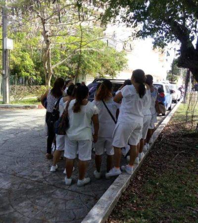 Camaristas de Cozumel, inician huelga por aumento de horas de trabajo
