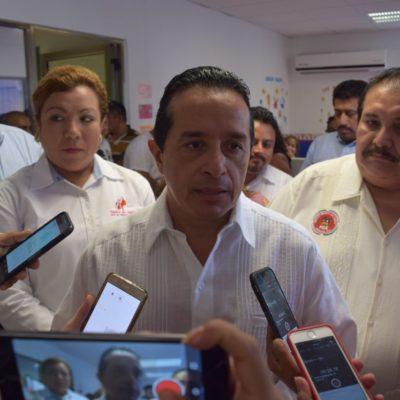 """""""DEBE HABER UNA APERTURA TOTAL A LO QUE LA CIUDADANÍA QUIERE"""": Amparo de taxistas contra consulta sobre Uber es una señal equivocada, advierte Carlos Joaquín"""