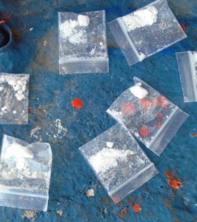 ¿'ACELERADO' O 'COLOCADO'?: Se pasa un alto, lo detiene la policía y le hallan cocaína