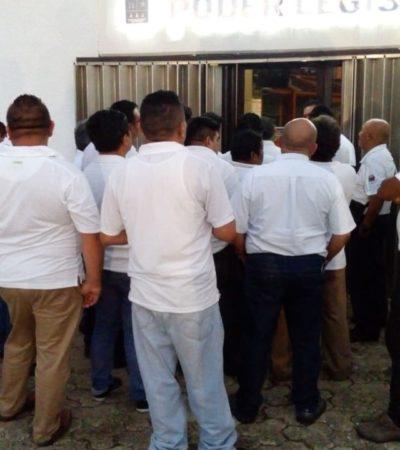 REACCIONAN POR APROBACIÓN DE LEY DE MOVILIDAD: Uber pide que ya les dejen trabajar, taxistas reprueban medida