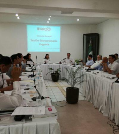 Aprueba Ieqroo registro de Luis Pablo Bustamante Beltrán como candidato sustituto de Mario Machuca en Cancún