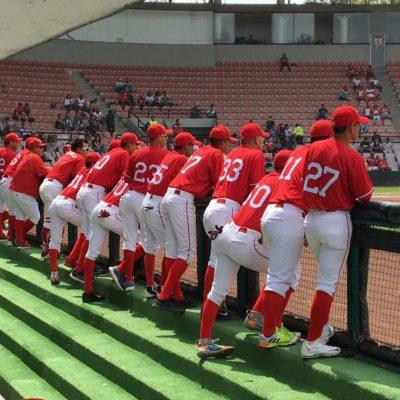 ¡LES HACEN LA 'DIABLURA' EN CANCÚN!: Roban 90 uniformes a los Diablos Rojos de México previo a su partido con los Tigres de QR