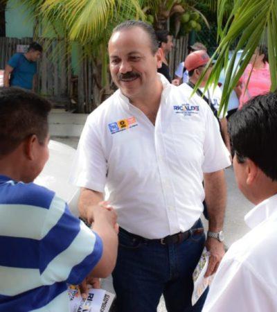Julián Ricalde promoverá que se incremente la profesionalización de policías