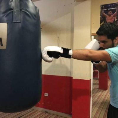 """""""EMPECÉ ALGO TARDE EN EL BOXEO, PERO…"""": Alumno de Ricardo Delgado alista debut profesional"""