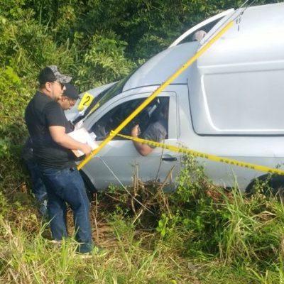 Ejecutan a un automovilista en la carretera Playa-Puerto Morelos