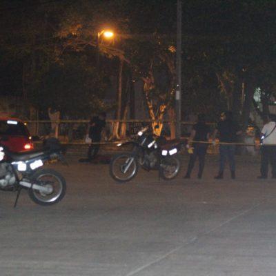 Ejecutado en la SM 25 de Cancún en la madrugada