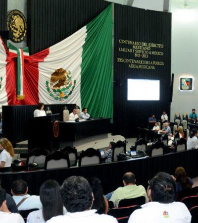 Exhorta Congreso a implementar programa de saneamiento de la sabana de Chetumal