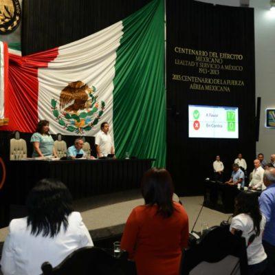 Decreta Congreso de QR reformas constitucionales avaladas por ayuntamientos