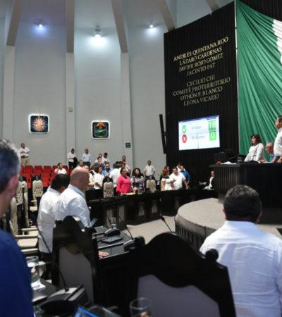 Emite Congreso recomendaciones para evitar mal uso de recursos públicos
