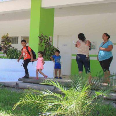 Dispensario médico de Puerto Morelos ya brinda medicina preventiva y sesiones de psicología
