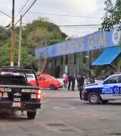HALLAN EMBOLSADO EN LA 308: Encuentran cuerpo en la Avenida de los Colegios en Bonfil; hay disparos en otras zonas