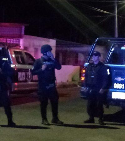 ATAQUE DE SICARIOS EN CHETUMAL: Un ejecutado y un herido en el fraccionamiento La Herradura de la capital de QR