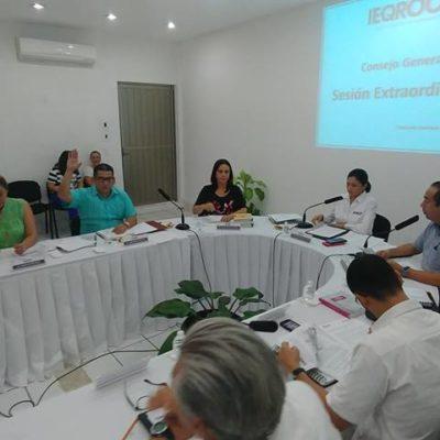 'Chanito' todavía puede entrar a la contienda, aclara Mayra San Román