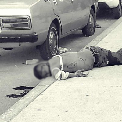 Matan a balazos a un hombre en la Región 251 de Cancún
