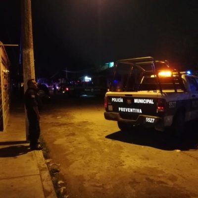 SIGUEN LAS EJECUCIONES EN CANCÚN: Matan a balazos a un adolescente de 15 años en la Región 95 durante la madrugada