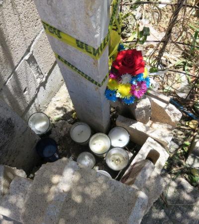 MAYRA, LA MENOR DE 17 AÑOS ASESINADA EN LA 227, CON UNA VIDA MARCADA POR LA DESGRACIA: Su padre se suicidó cuando niña; la hallaron muerta en predio baldío de su colonia
