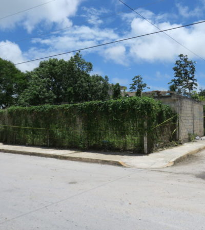 Pide la Comisión de Derechos Humanos a Fiscalía investigar como feminicidio el asesinato de adolescente en Cancún