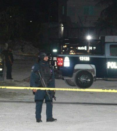 Detienen a 2 por enfrentamiento que dejó 2 muertos y 3 heridos en Tulum