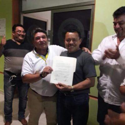 RELEVO EN LA CÚPULA DE TAXISTAS: Rubén Aguilar, nuevo líder del FUTV