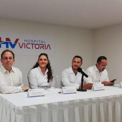 Le apuesta hospital Victoria al turismo médico con inversión de 20 millones de pesos