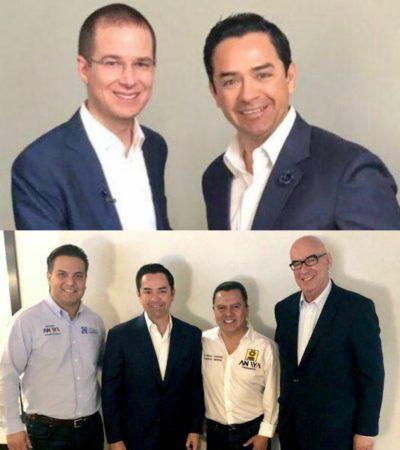 PRESENTARÁ 'CHANITO' RECURSO LEGAL ANTE EL TEPJF: Recibe respaldo de líderes nacionales del 'Frente', así como de Ricardo Anaya