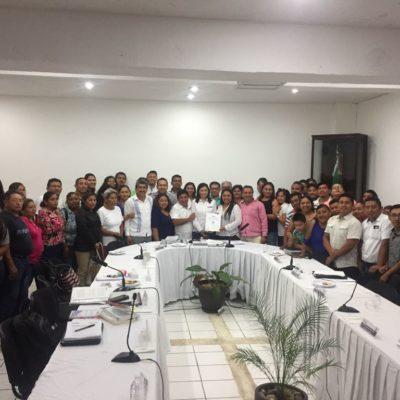 Aprueba Ieqroo dos nuevos partidos políticos estatales, pero le dan 'palo' al proyecto de Raúl Castillejos y Salvador Ramos