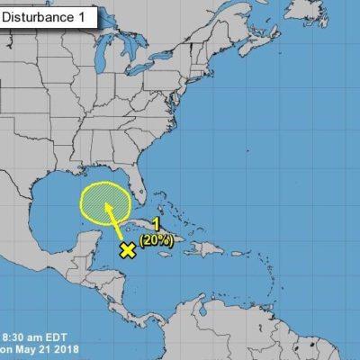 MONITOREO EN EL CARIBE: Persistirán las lluvias y es posible que zona de inestabilidad se convierta en ciclón tropical