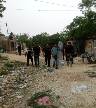 Intento de desalojo en In House deja un muerto, un herido y varios detenidos en Playa del Carmen