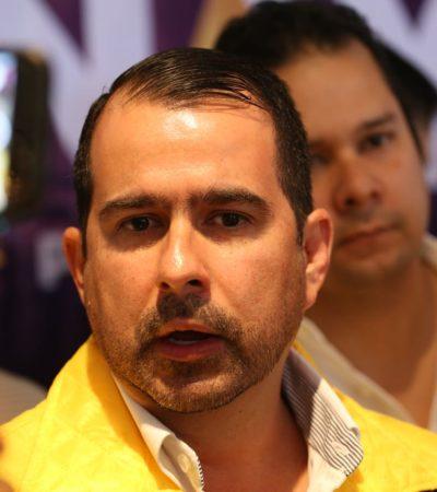 Recurrirá coalición 'Por Quintana Roo al Frente' a la Sala Regional Xalapa del TEPJ por el caso 'Chanito'