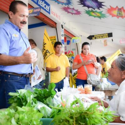 Julián Ricalde promoverá aún más el desarrollo infantil en Quintana Roo, dice