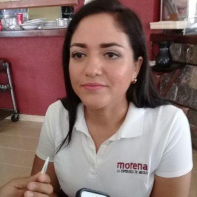 Bases de Morena en Solidaridad rechazan a Beristaín: Laura Corrales