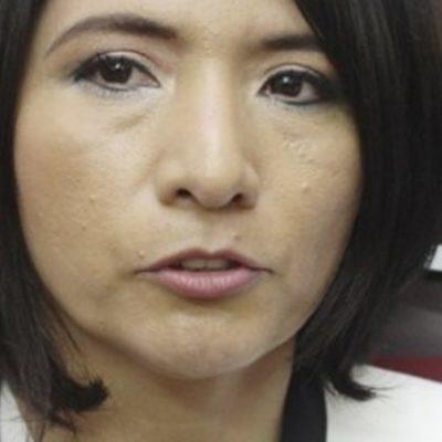 Altavoz   El entuerto de Mayra San Román: imprimirboletas, 'borrar' el nombre de José Luis Toledo, 'torear' a los tribunales y confundir al electorado de Cancún