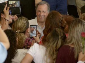 """""""SI ESTAMOS AQUÍ Y PENSAMOS EN EL ÉXITO ES PORQUE TUVIMOS MADRE"""": Dice Meade que mujeres lo llevarán a la Presidencia"""