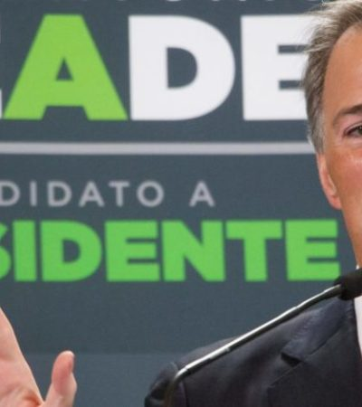 INTENTA MEADE RELANZAR SU CAMPAÑA: Promete que si gana, triplicará Prospera y dará becas del 100% a estudiantes de preparatoria