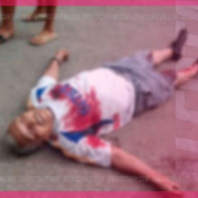 Encuentran a maestro asesinado; se resistió a un asalto en Jalpa de Méndez