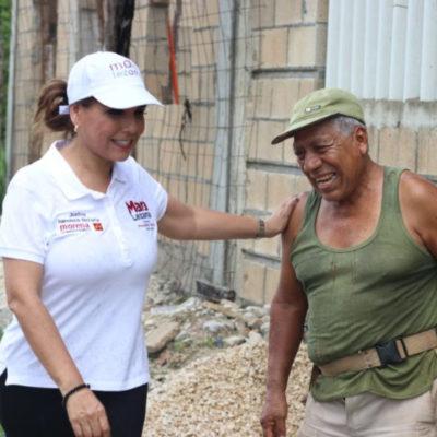 Impulsará Mara Lezama, empleos mejores pagados y becas educativas para cancunenses