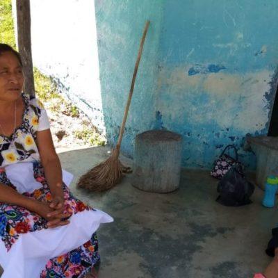 Mujeres de la zona maya no reciben reconocimiento ni regalos el Día de las Madres