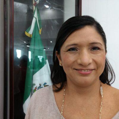 No hay transgresión al autorizar las boletas electorales, se defiende Mayra San Román Carrillo