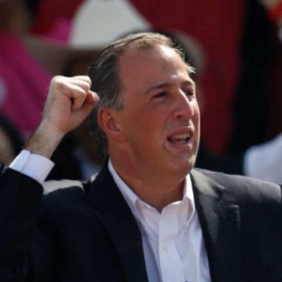 """""""Que quede claro que somos los más chingones"""", dice Meade a un día del segundo debate"""