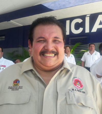 'Control de la plaza' sería móvil en el asesinato de director de Fiscalización de Solidaridad, aventura el Fiscal