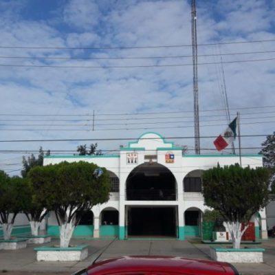 Ex trabajadores a los que adeudan salarios caídos por tres años y medio amenazan con embargar cuentas municipales en José María Morelos